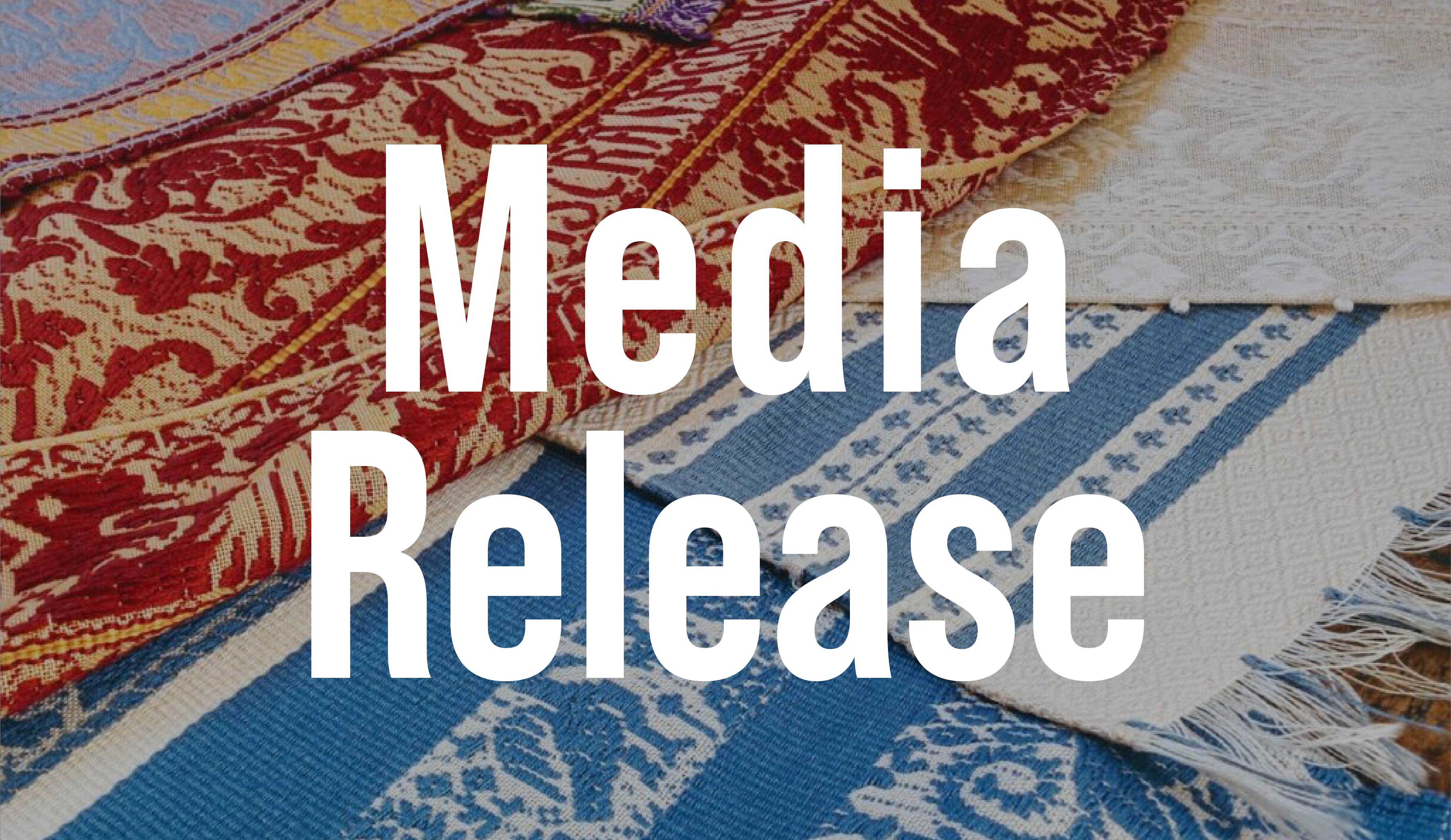 To identify when a news item is an official media release